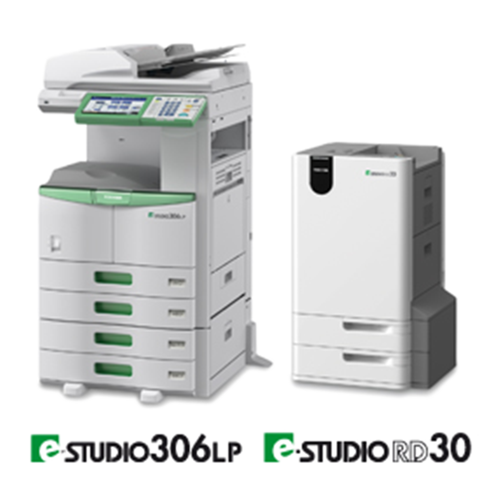 large Image e-STUDIO306LP RD30