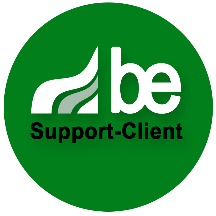 BE Support Client round